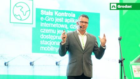 Poland lecture 2 Marcin Włodarczyk TSW Nadarzyn January 2020: Kontrola parametrów uprawy nowoczesne urządzenia Grodan