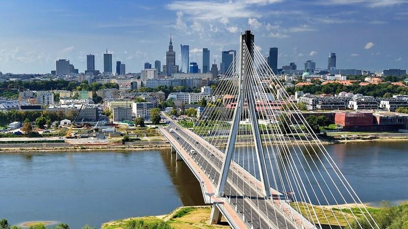Poland Warsaw for Polish www
